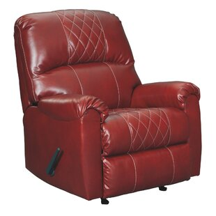 Bugbee Manual Recliner by Winston Porter
