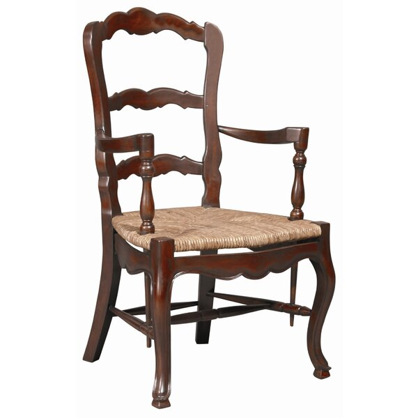 French Country Rush Seat Chair | Wayfair