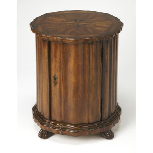 Bedingfield End Table by Astoria Grand