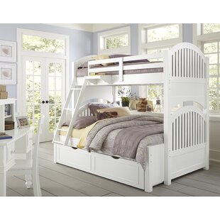 Searching for Javin Twin Over Full Bunk Bed with Trundle ByHarriet Bee