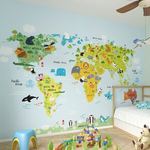 The Whole Wide World Wall Mural Part 78