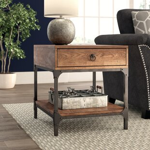 Tanner Side Table by Birch..