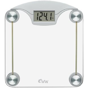 Reviews Weight Watchers Digital Glass Scale By Conair