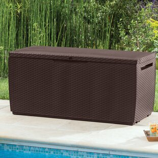 Deck Box With Seat Wayfair