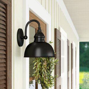Camron Outdoor Flush Mount