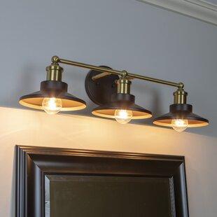 Shopping for Winkel Farmhouse 3-Light Barn Light By Gracie Oaks