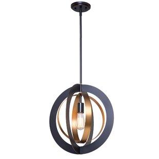 Artcraft Lighting Capri 1-Light Globe Cha..
