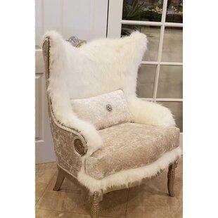 Benetti's Italia Versailles Armchair