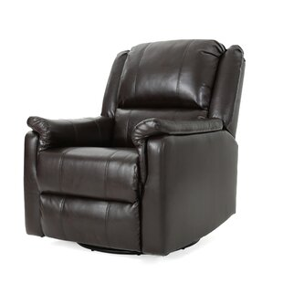 Neoma Upholstered Manual Recliner Red Barrel Studio