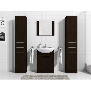 Wheelock Bathroom Storage Furniture Set By Metro Lane