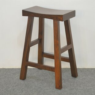 Alfreda 26 Bar Stool Highland Dunes