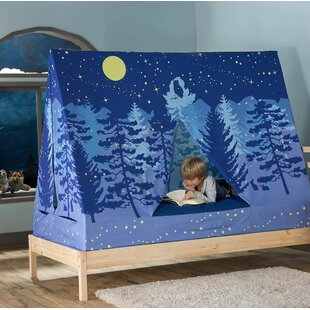 Goldberg A Frame Forest Theme Bed Canopy & Bed Canopies Youu0027ll Love