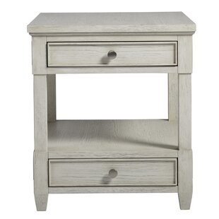 Novalee Drawer End Table with Storage