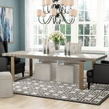 Gena Extendable Dining Table by Willa Arlo Interiors