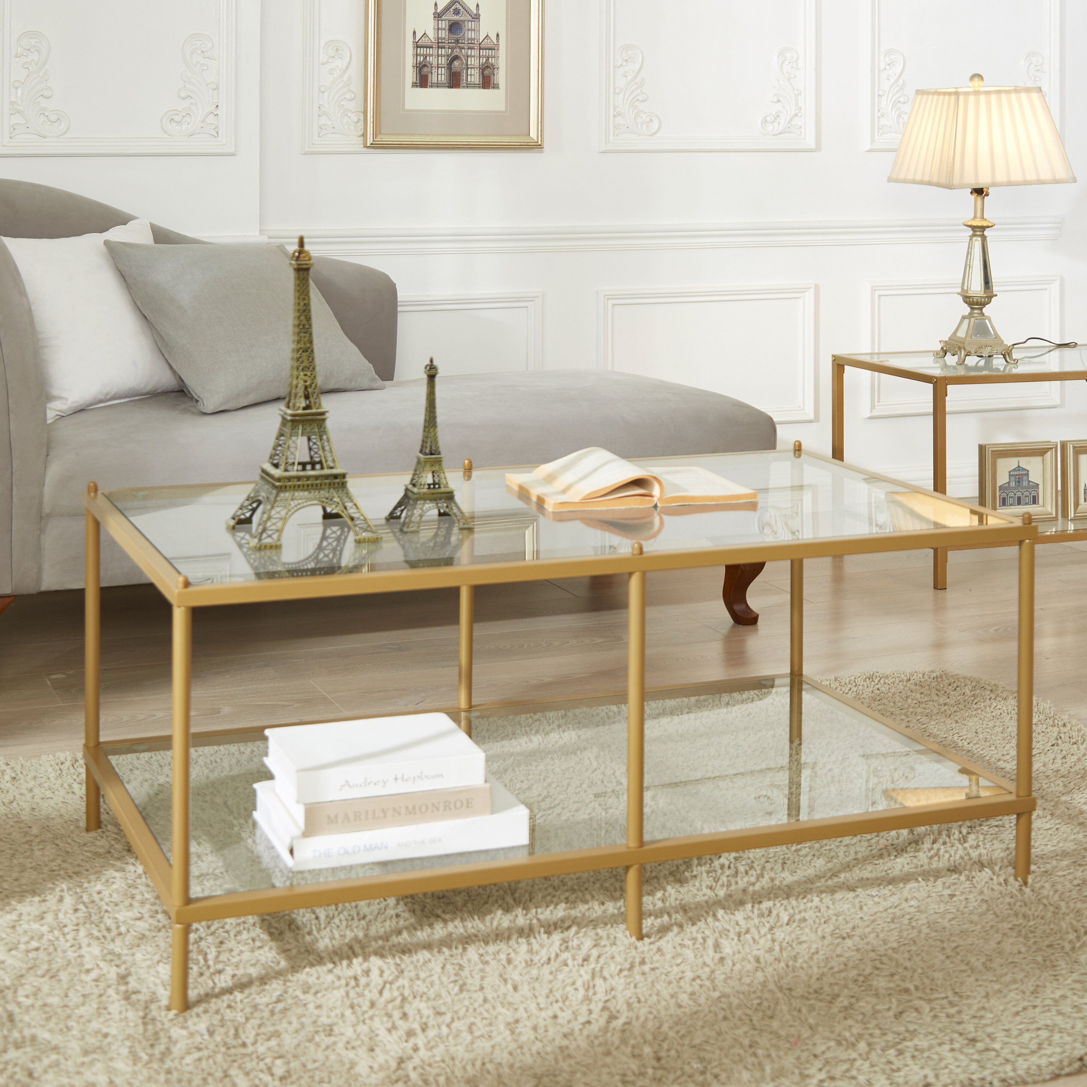 Duplessis coffee table