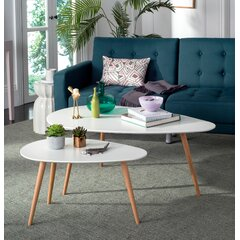 Light Wood Mid Century Modern Coffee Table Sets You Ll Love In 2021 Wayfair