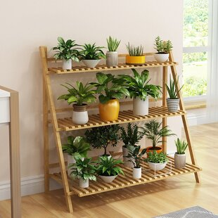 Wadley Free Form Multitiered Plant Stand