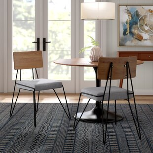 Miro Upholstered Dining Chair (Set of 2)