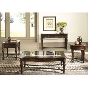 Foxworth 5 Piece Coffee Table Set by Darby Home Co