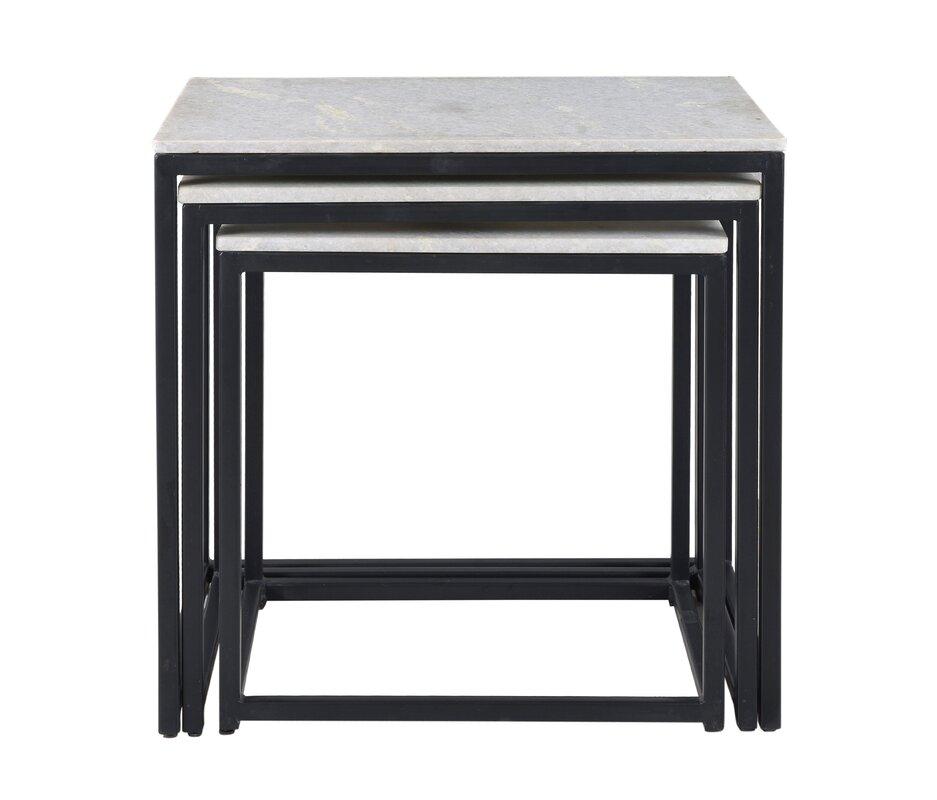 Brayden studio isberga 3 piece nesting tables reviews wayfair isberga 3 piece nesting tables watchthetrailerfo