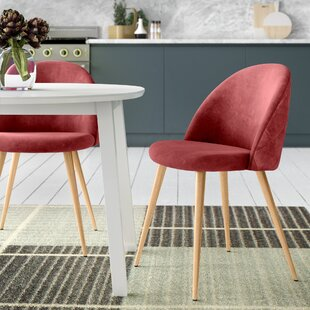Alto Upholstered Dining Chair (Set Of 2) By Hashtag Home