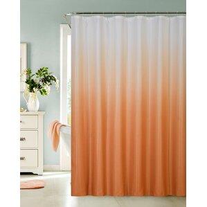 Petersham Spa Bath Shower CurtainOrange Shower Curtains You ll Love   Wayfair. Orange And Black Shower Curtain. Home Design Ideas