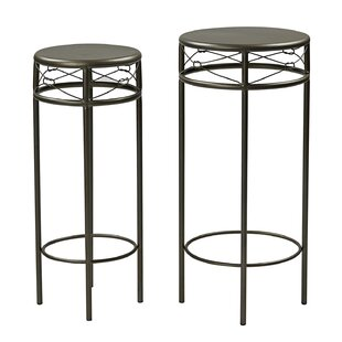 Gravelle 2 Piece Nesting Plant Stand By Mercury Row