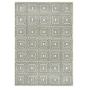 Milsap Gray Indoor/Outdoor Area Rug