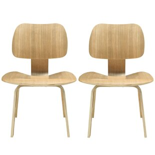 Burdon Dining Chair (Set of 2) by George Oliver
