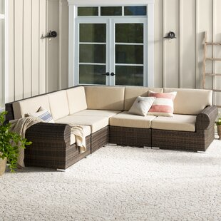 Brookhaven Patio Sectional with Cushions