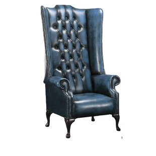 Colombo Wingback Chair By Astoria Grand