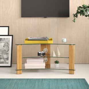 Twila Curve TV Stand For TVs Up To 55
