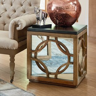 World Interiors Mont Pierre End Table
