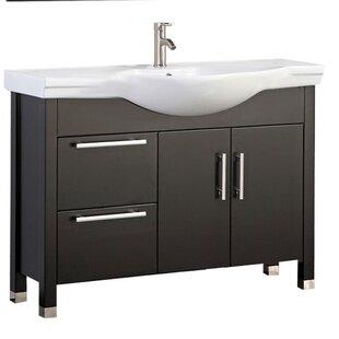Online Reviews Pehrson Modern 39 Single Bathroom Vanity Set ByOrren Ellis