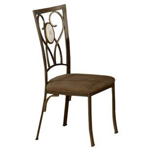 Red Barrel Studio Boundary Bay Oval Back Side Chair (Set of 2)