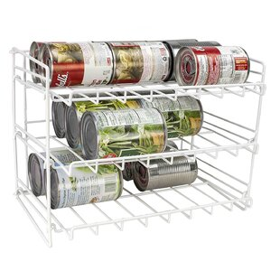 Sweet Home Collection 3 Tier Can Organizer