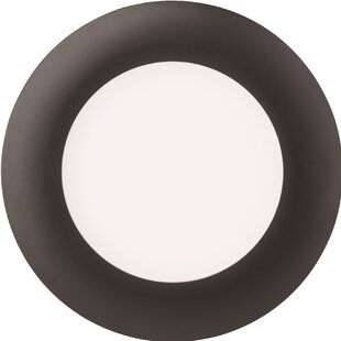 Ultra Thin LED Recessed Lighting Kit by Lithonia Lighting