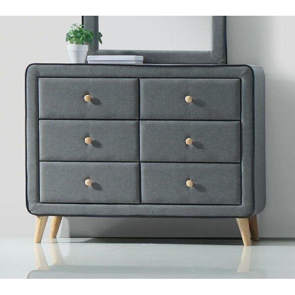 promo code 43760 e4498 Light Grey Fabric Dresser