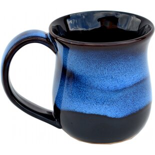 Cobalt Blue Coffee Mugs Wayfair