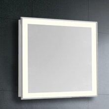 Best Balfour Edge Electric Bathroom/Vanity Mirror ByLatitude Run