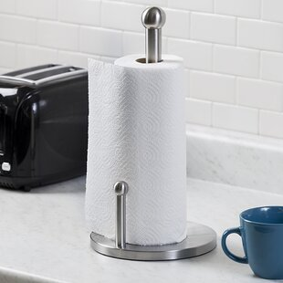 Bathroom Fixtures Paper Holders Hot Sale Automatic Paper Towel Holder Smart Dispenser Mounts Under Cabinets For Home And Office Use Stainless Steel Finish