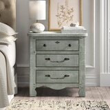 3 - Drawer Nightstand