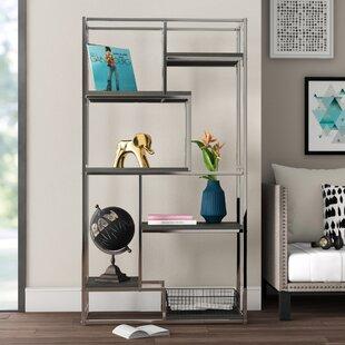 Cohan Geometric Bookcase By Mercury Row