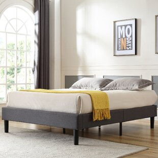 Neblett Upholstered Platform Bed
