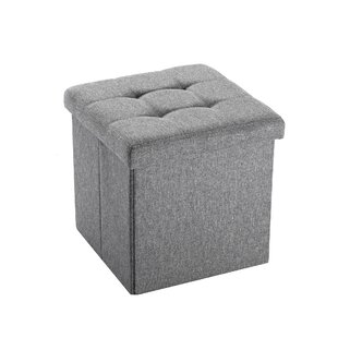 Odacia Tufted Storage Ottoman by Winston Porter