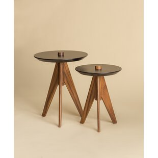 Buy luxury Elle Small End Table by Ebb and Flow Furniture