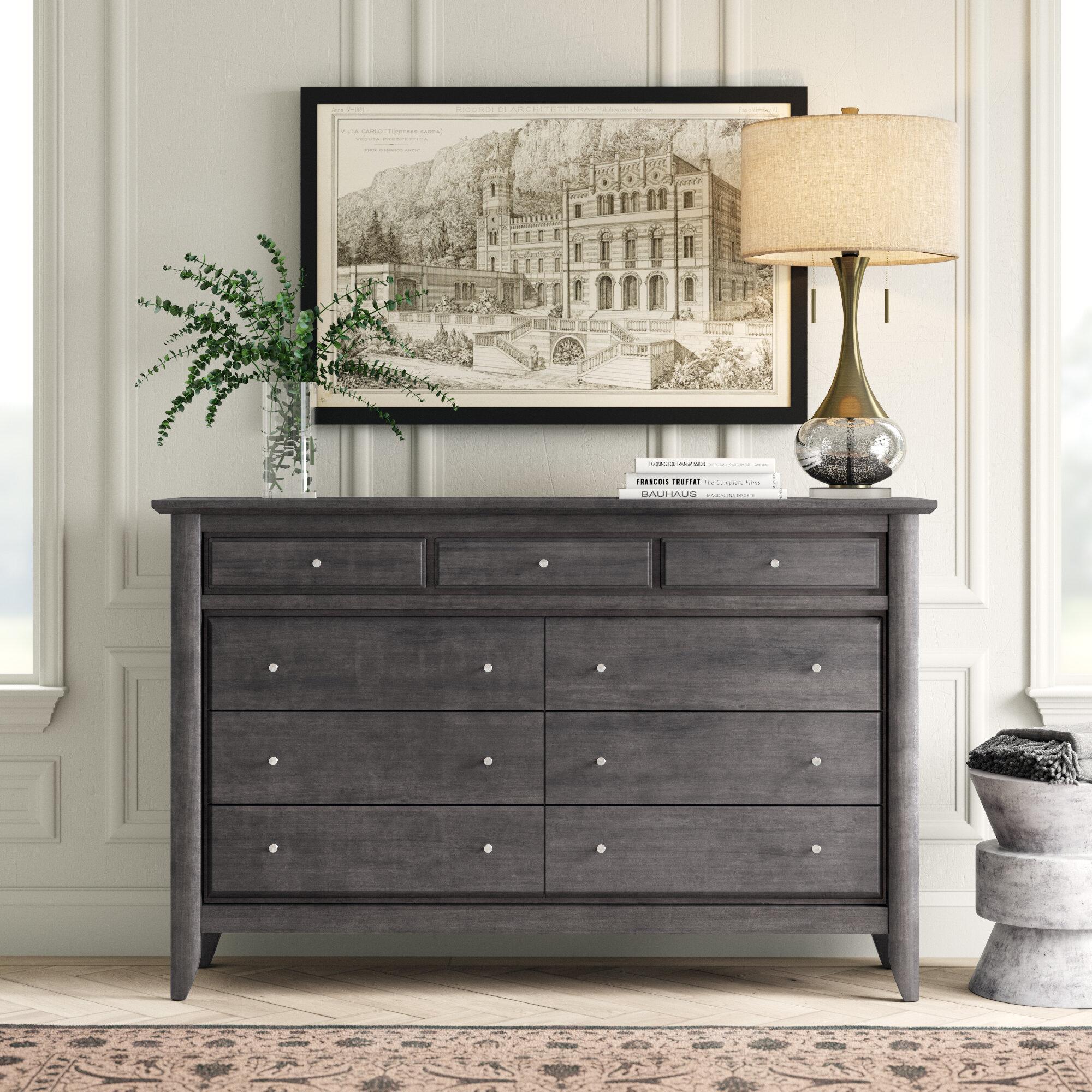 Greyleigh Parthenia 9 Drawer Dresser Reviews