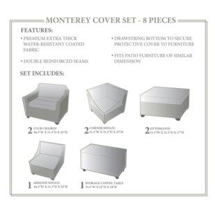 TK Classics Monterey Winter 8 Piece Cover..