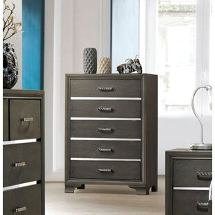 Anadolu 5 Drawer Chest