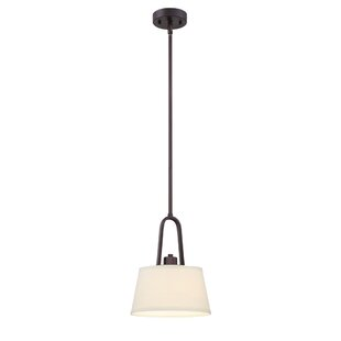 Designers Fountain Studio 1-Light Drum Pendant